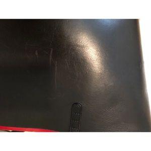 Mansur Gavriel Bags - Mansur gavriel black tote with red interior